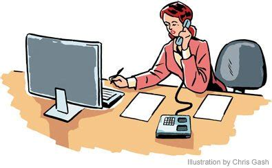Receptionist Resume Sample - MyPerfectResumecom